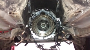 Clutch Replacement M5